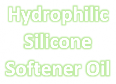 Highly enriched super soft hydrophilic silicone oil